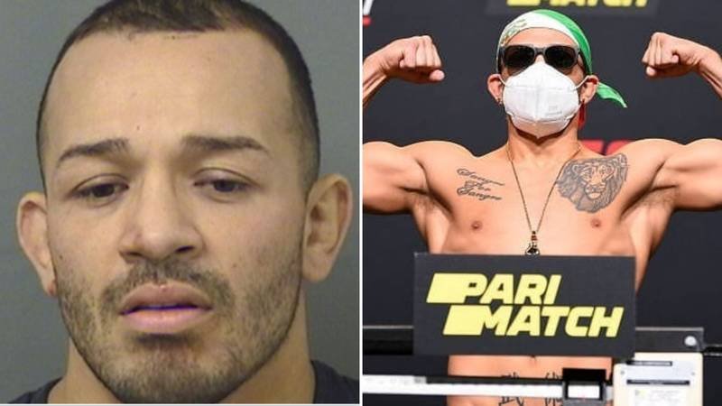 UFC Bantamweight Irwin Rivera Arrested And Charged With Two Counts Of Attempted Murder