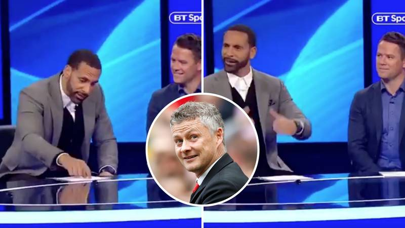 That Time When Rio Ferdinand Claimed 'Man United Are Back' After Their Victory Over PSG