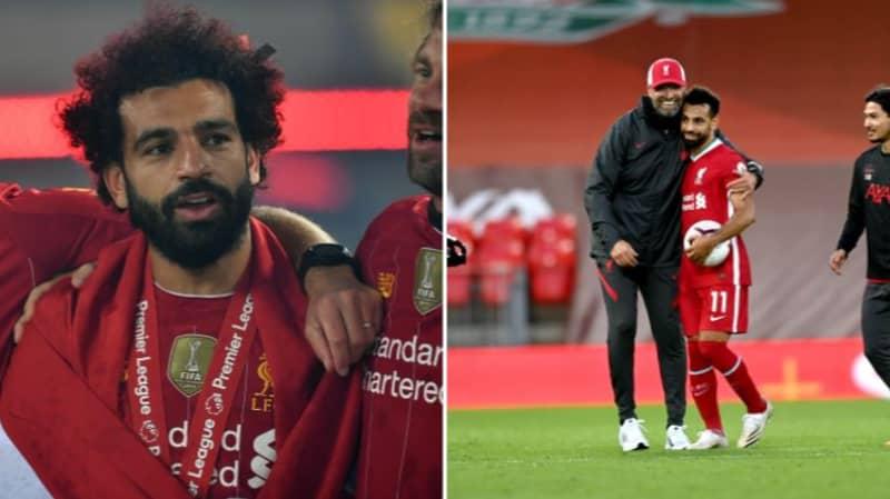 Mohamed Salah Saved Homeless Man From Being Harrassed