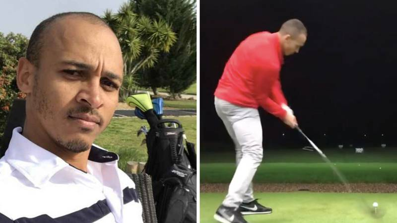Peter Odemwingie Is Training To Become Professional Golfer After Quitting Football