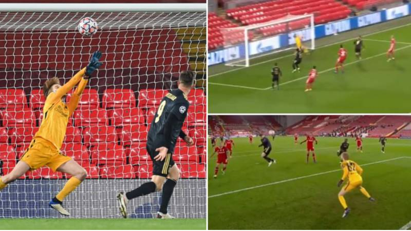 Liverpool Youngster Kelleher Produces 88th Minute Wonder Save On Champions League Debut