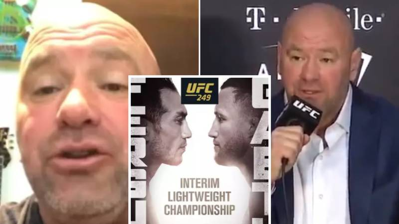 The Incredible Set Of Rules In Place To Ensure UFC 249 Happens