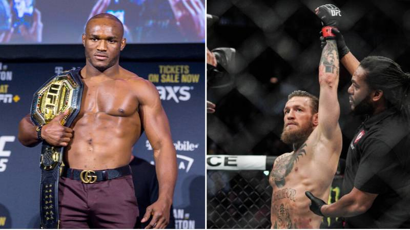 Kamaru Usman Climbs One Spot And Conor McGregor Drops Two Places In Latest UFC Pound-For-Pound Rankings