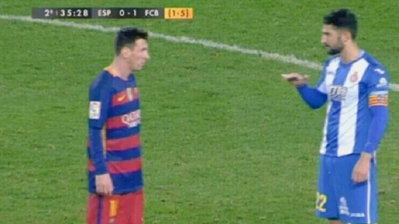 The Time Alvaro Gonzalez Was Mocked By Lionel Messi