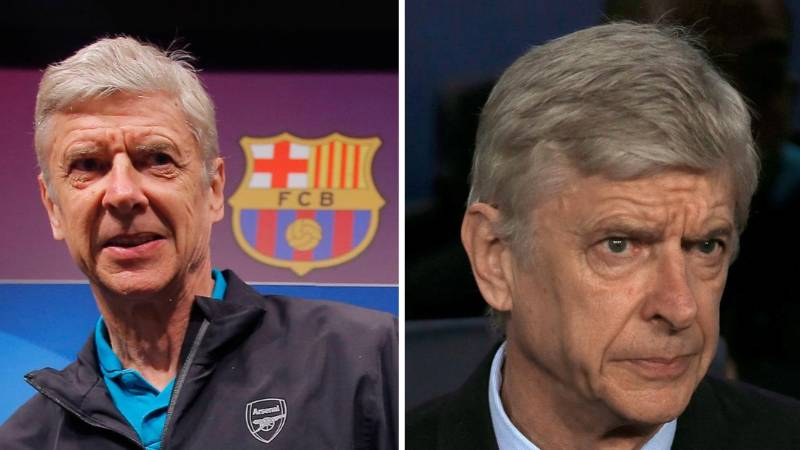 Arsene Wenger Turns Down Barcelona Job Offer After 'Holding Talks' To Replace Quique Setien