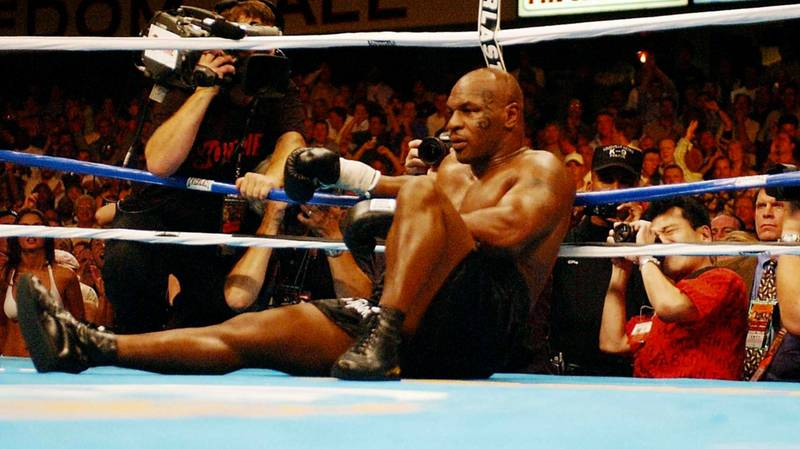 Last Man To Beat Mike Tyson Is Now Cutting Down Trees