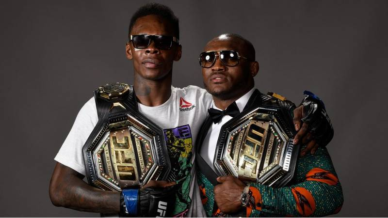 Kamaru Usman Eyeing Move To Middleweight But Only If Israel Adesanya Vacates The Title