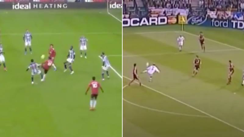 Manchester United Fans Are Comparing Bruno Fernandes' Goal To Zinedine Zidane's Champions League Final Strike