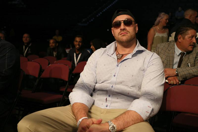 Tyson Fury Retires From Boxing In The Most Fury Way Possible