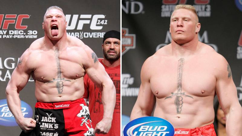 Brock Lesnar's Career Earnings From UFC Fights Have Been Revealed