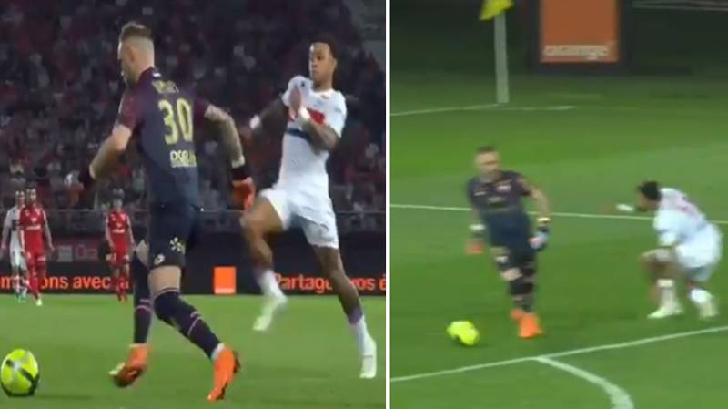 Watch: Dijon Goalkeeper Sends Memphis Depay Back To PSV