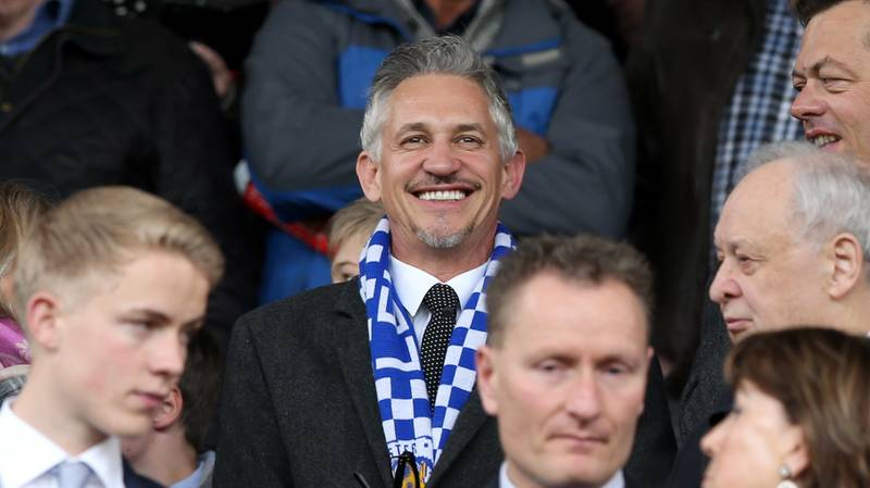 Gary Lineker Tears Up During Italia 90 Montage And Bobby Robson Memory