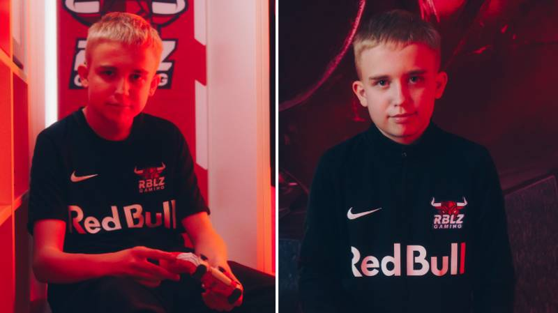 Meet The 14-Year-Old FIFA Whizkid Vying To Become World Champion