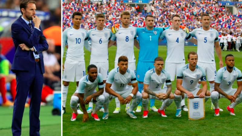 How England Should Line-Up In This Summer's World Cup