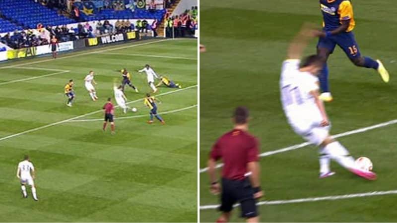 Six Years Ago Today, Erik Lamela Shocked World Football With Ridiculous 20-Yard Rabona