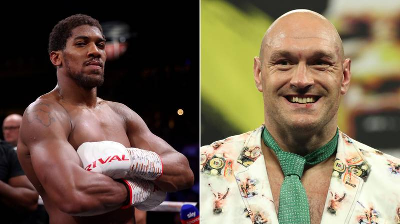 Tyson Fury Vs. Anthony Joshua Is 'Agreed' According To Promoter Bob Arum