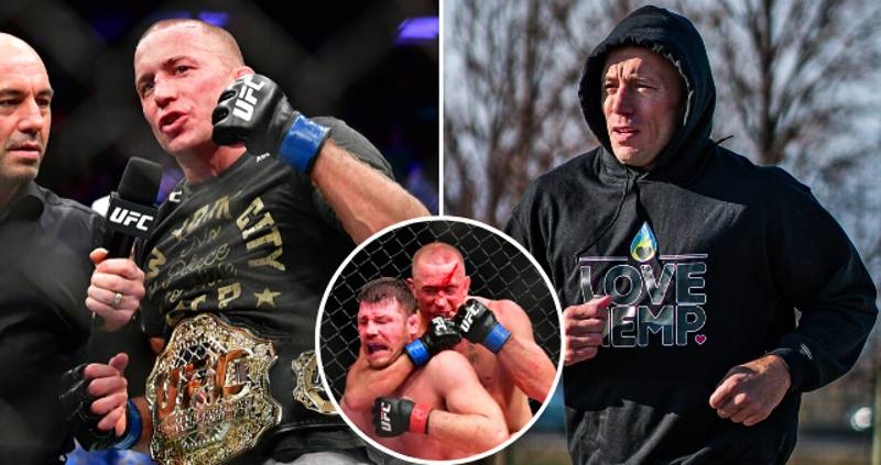 Georges St-Pierre Exclusive: 'I Could Be A Champion Again, But There's Only One Way To Find Out…'