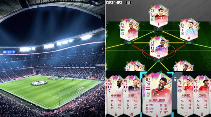 The Rarest Ultimate Team Squad You Can Build In FIFA 20 Has Finally Been Revealed