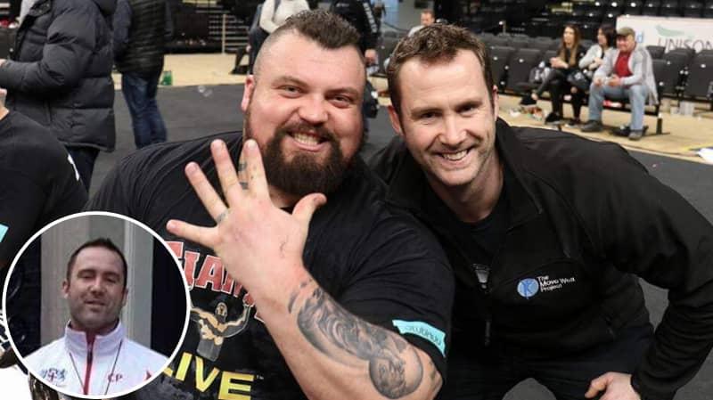 Strongman Trainer Chris Peil Reveals What Makes Eddie Hall Such A Beast