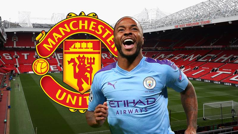 Manchester United Linked With Shock Move For Raheem Sterling