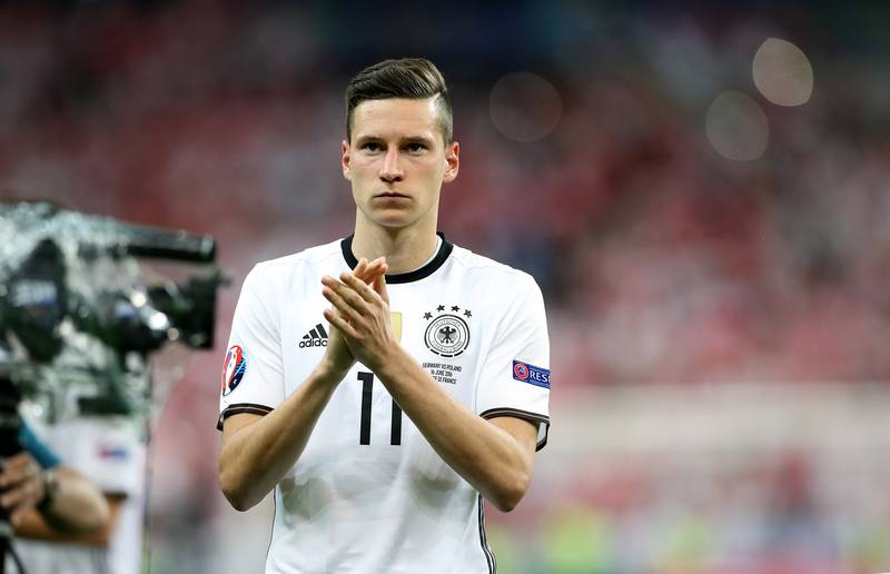 Julian Draxler Set For Record Breaking Move