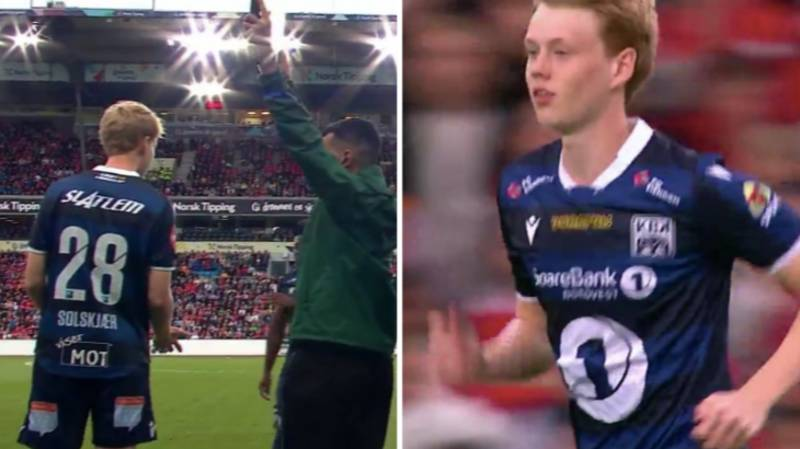 Ole Gunnar Solskjaer's Son, Noah, Makes His Debut Against Manchester United