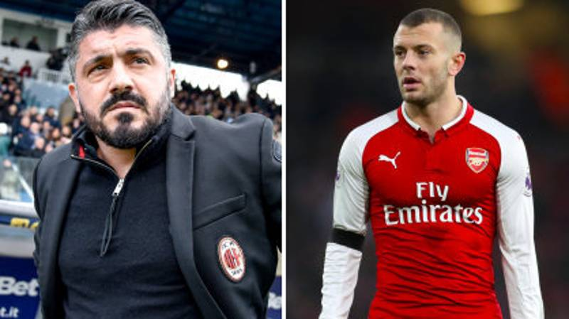 What Gennaro Gattuso Has Said About Jack Wilshere Is Brilliant