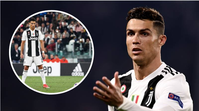 Cristiano Ronaldo Is Statistically One Of The Worst Free-Kick Takers In Europe