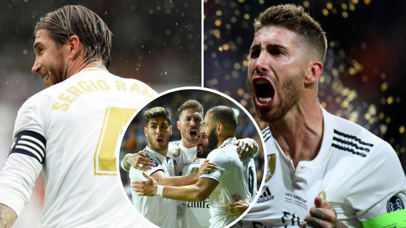 Sergio Ramos Reveals Three Players He 'Learned From Every Day' After Joining Real Madrid