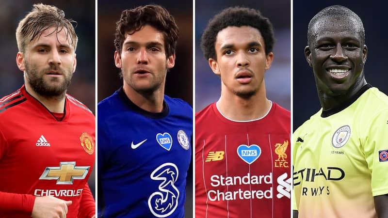 Revealed: The Top 30 Highest-Paid Premier League Full-Backs For The 2020-21 Season