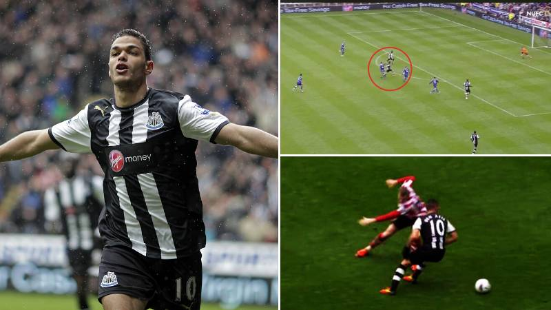 Compilation Of Hatem Ben Arfa Shows Just How Good He Could Have Been