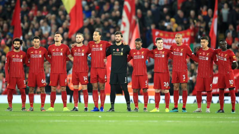 Liverpool 'Not Guaranteed' Premier League Title If Coronavirus Cuts The Season Short