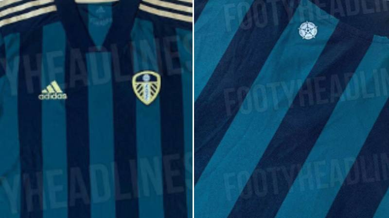 Leeds United's New Kit For Potential Premier League Return Emerges