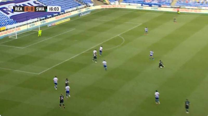 Liverpool's On-Loan Rhian Brewster Scores 40-Yard Worldie Against Reading