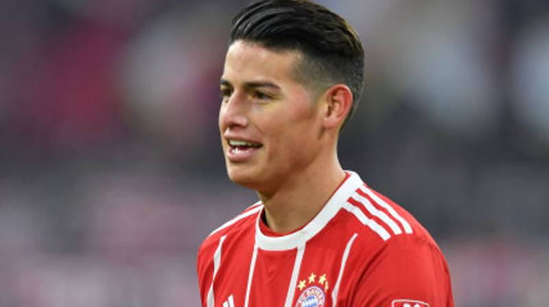 James Rodriguez Names The Three Real Madrid Players He's Kept In Touch With