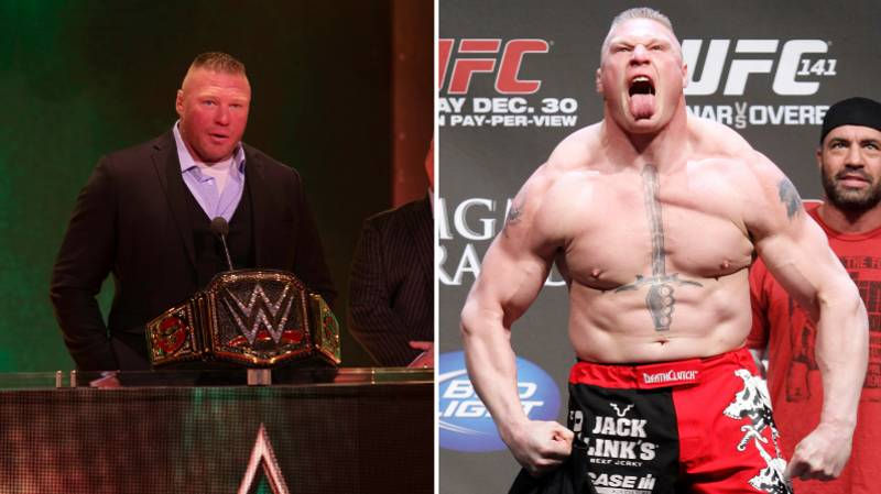 Brock Lesnar Has A New Look Whilst Out Of WWE Action