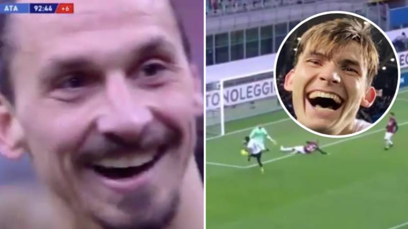 Atalanta Midfielder Marten De Roon Destroys Zlatan Ibrahimovic With Savage Video