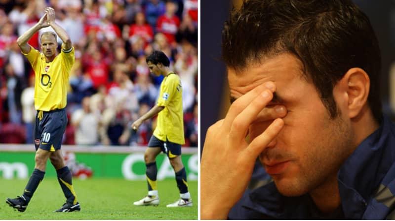 Arsenal Legends Brand TalkSPORT Host A 'Disgrace' Following Dennis Bergkamp Remarks