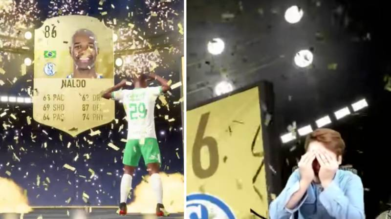 FIFA 19 Twitch Streamer Prays For Ronaldo In Ultimate Team Pack And Gets Trolled
