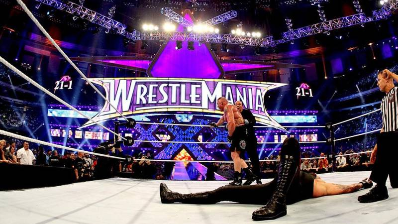 Vince McMahon's Surprising Original Choice To Break The Undertaker's WrestleMania Streak