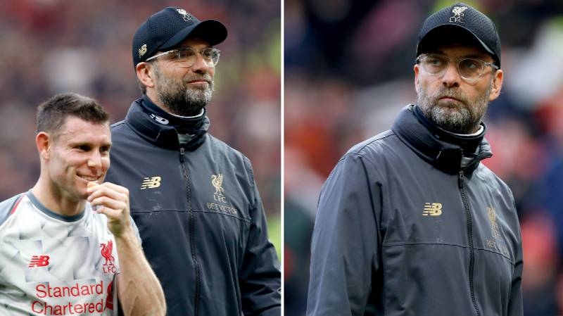 Jurgen Klopp Blamed First Half Injuries For Liverpool's Failure To Win