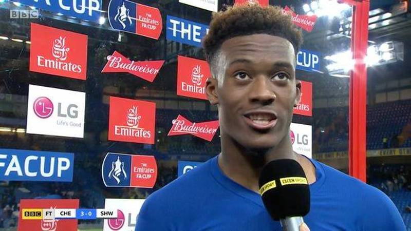 Callum Hudson-Odoi Responds To Rumours Linking Him With A Move To Bayern Munich