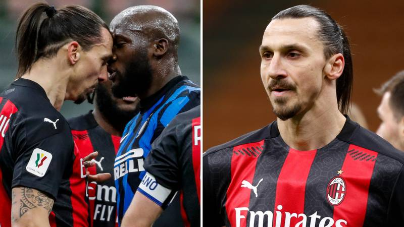 AC Milan Star Zlatan Ibrahimovic 'Faces Potential 10-Game Ban' After Heated Incident With Romelu Lukaku