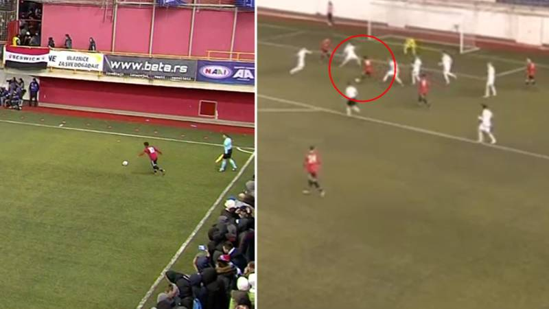 Watch: Man United Hot-Shot Angel Gomes Excited Fans With Wondrous Piece Of Play