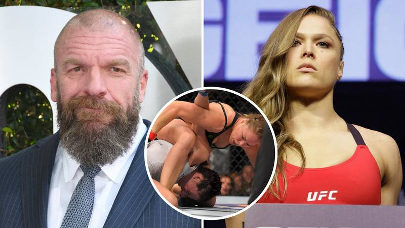 Triple H Has An Interesting Theory For Ronda Rousey's Tough Ending In UFC