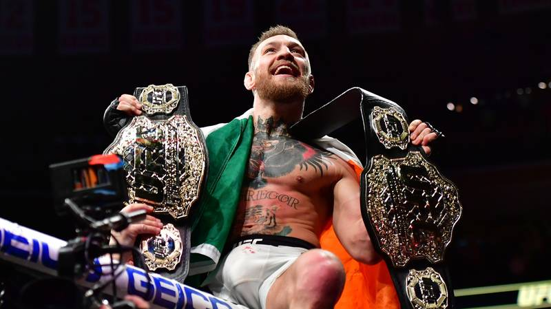 Super Fight Against Conor McGregor On Alexander Volkanovski's 2021 Wishlist