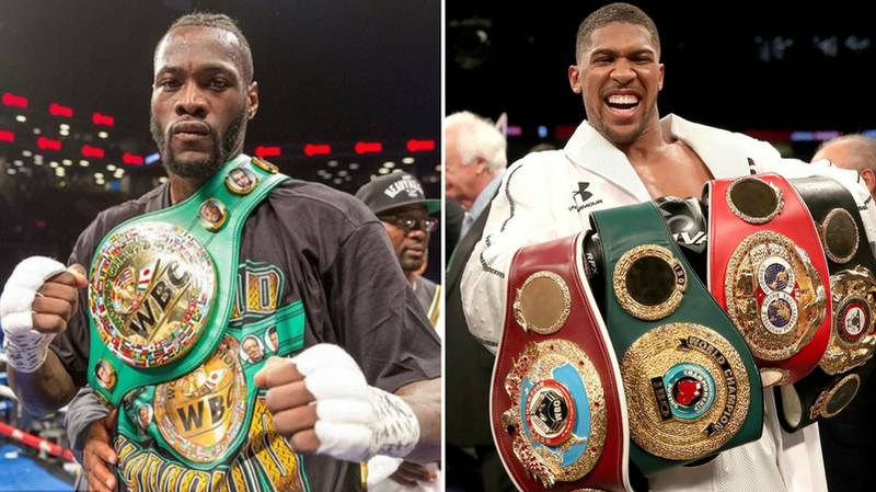 Deontay Wilder Accepts Terms To Fight Anthony Joshua In The UK