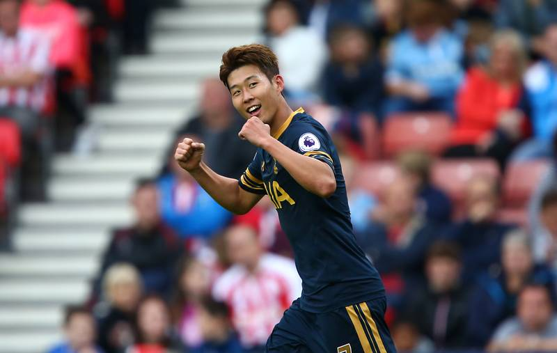 Spurs Star Son Could be Swapping Shooting Goals For Shooting Rifles