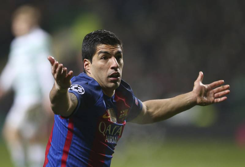 The 'Real Reason' Revealed Why Luis Suarez Snubbed The FIFA Awards