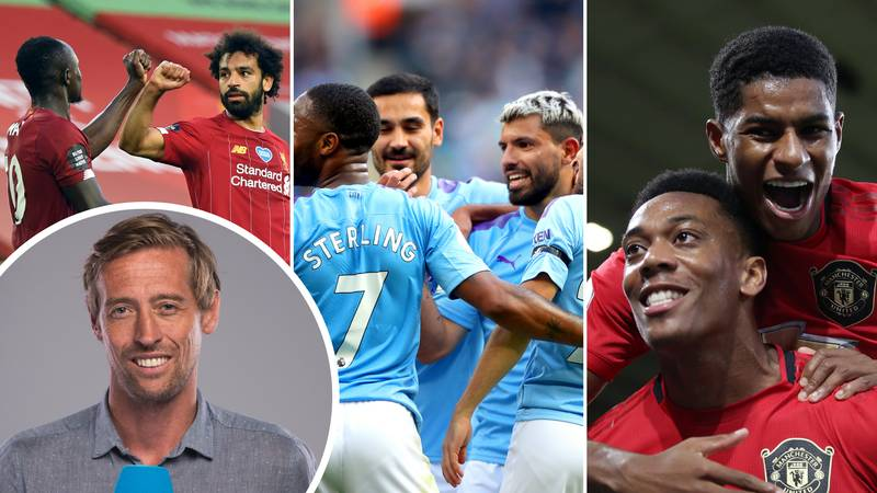 Peter Crouch Reveals Which Premier League Front Three He'd Love To Play In